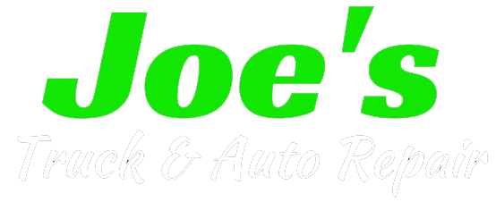 Joe's Truck & Auto Repair Logo